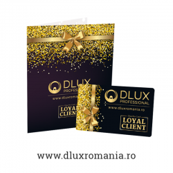 "CARD DE FIDELITATE ""DLUX PRO CARD"""