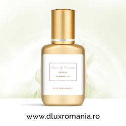 DLUX REMOVER GEL - PEACH 15 ml