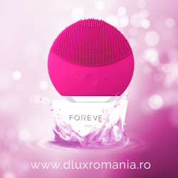DISPOZITIV DE CURATARE FACIALA - FOREVER - HOT PINK