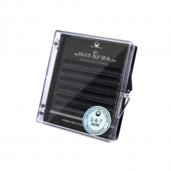 DLUX MINI SILK LASH - 5-6-7 MM