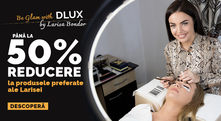 BE GLAM WITH DLUX